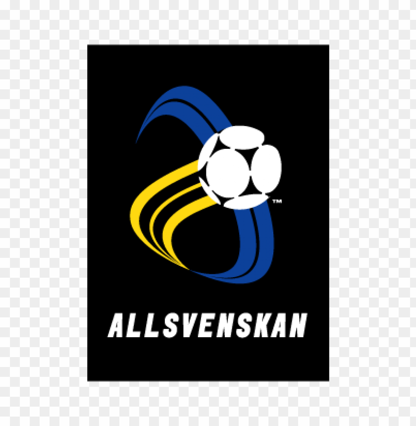 Download Allsvenskan Black Vector Logo Png Free Png Images Toppng