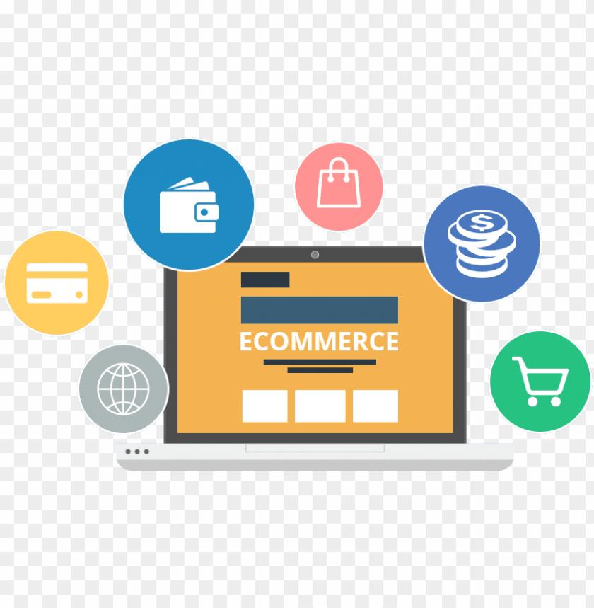 Download E Commerce Website Design Bisnis Reseller Online Sho Png Free Png Images Toppng
