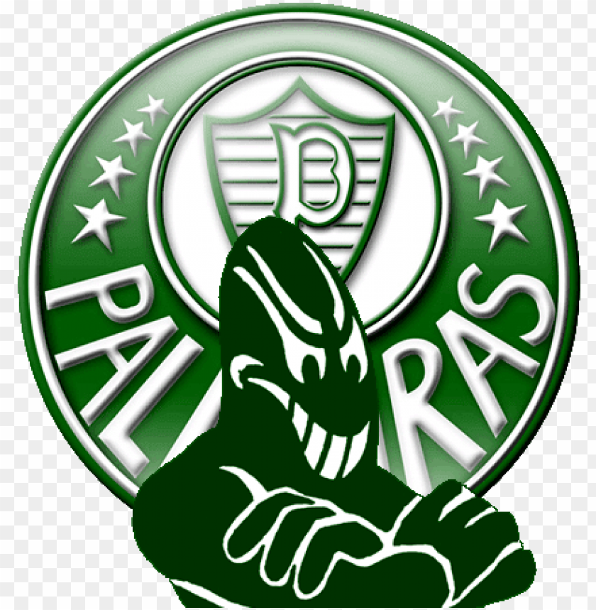 Download Escudo Do Palmeiras 3d Png Mancha Verde Png Free Png