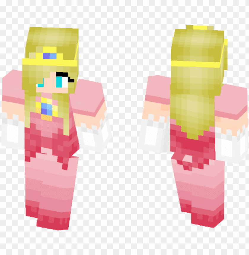 Download Female Minecraft Skins Minecraft Png Free Png Images Toppng