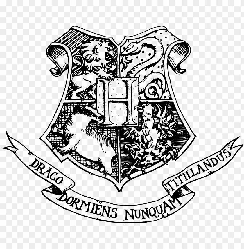 Download Free Gryffindor Logo Png Hogwarts Crest No Background Png Free Png Images Toppng You might belong in gryffindor, where dwell the brave at heart, their daring, nerve, and chivalry set. hogwarts crest no background png