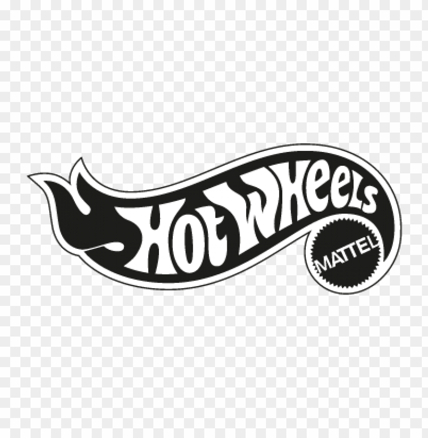 Download Hot Wheels Mattel Vector Logo Download Free Png Free