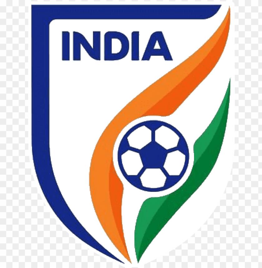 Download India Football Team Logo Emblem Indian Football Team Logo Png Free Png Images Toppng