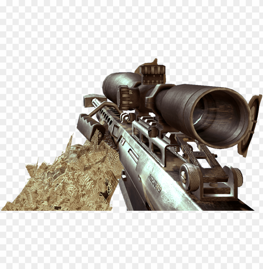 Download Mw2 Hitmarker Png Mw2 Barrett 50 Cal Png Free Png Images Toppng