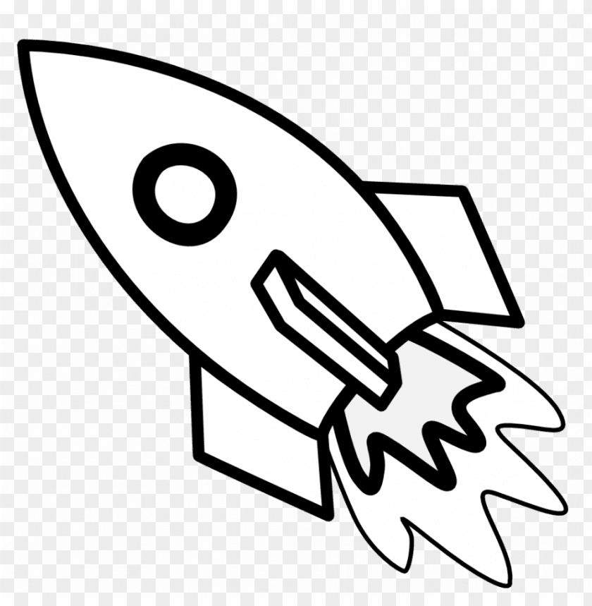 Download Rintable Rocket Ship Coloring Pages For Kids Cool Colouring Picture Of Rocket Png Free Png Images Toppng
