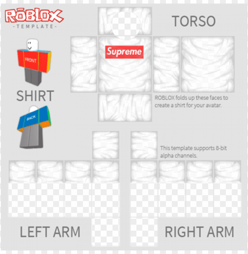 Download Roblox Shirt Template Png Png Download Roblox Pants