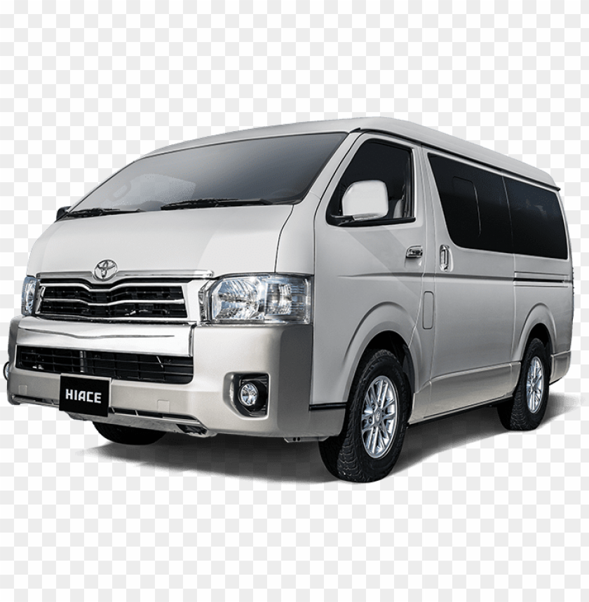 Download Toyota Hiace Front View Toyota Hiace Philippines Price List Png Free Png Images Toppng