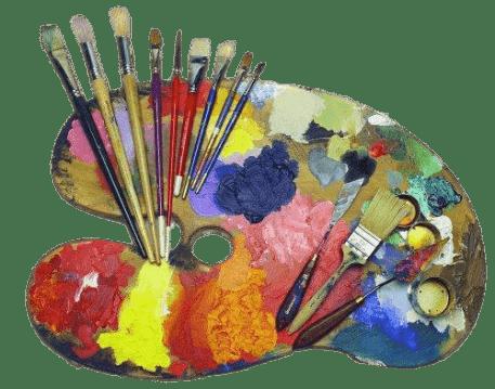 Artists Palettes