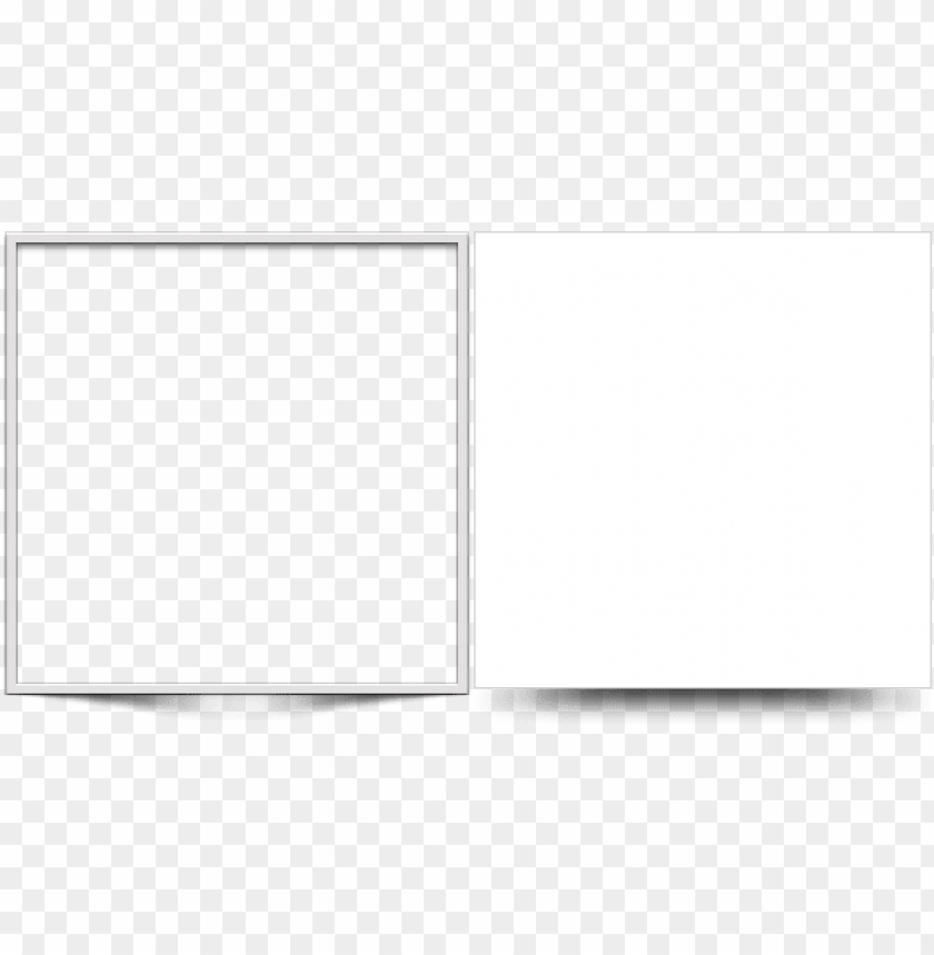 free PNG 09 jun 2016 - white square frame PNG image with transparent background PNG images transparent