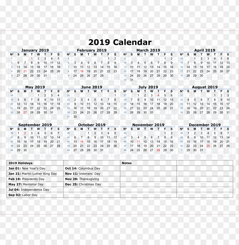 free PNG Download 2019 indian calendar png png images background PNG images transparent