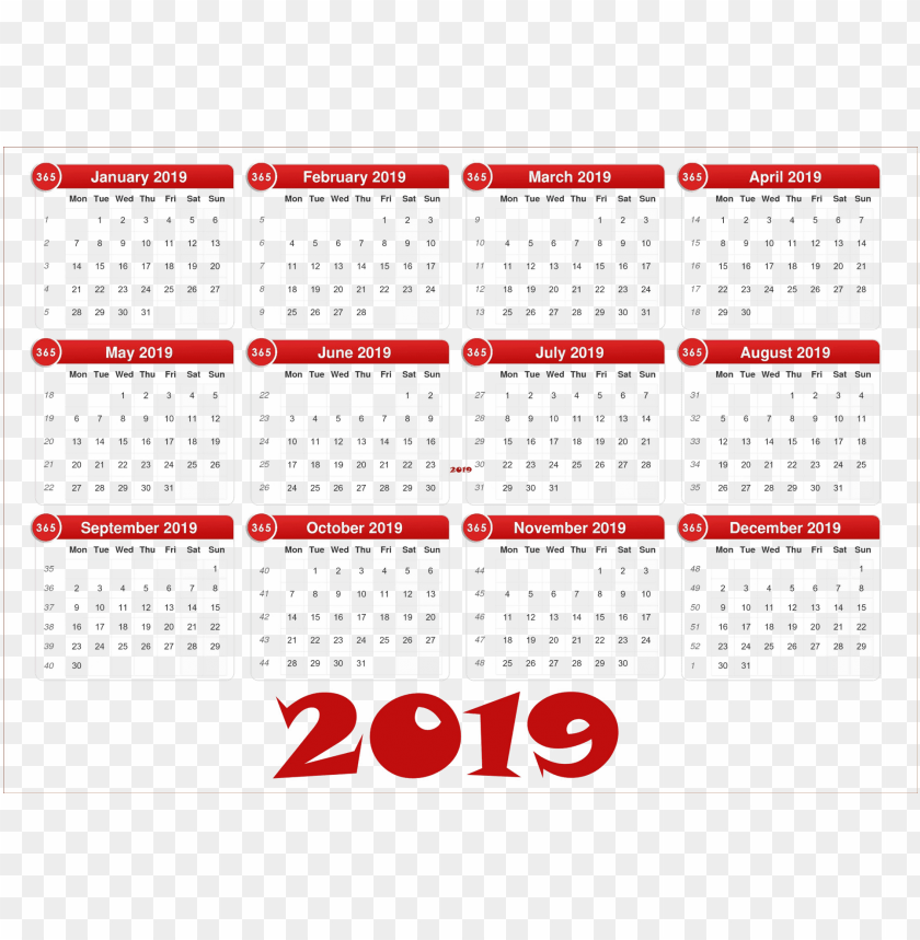 free PNG 2019 indian calendar  wallpaper PNG images transparent