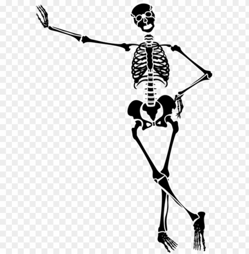 free PNG 28 collection of halloween dancing skeleton clipart - skeleton art transparent background PNG image with transparent background PNG images transparent