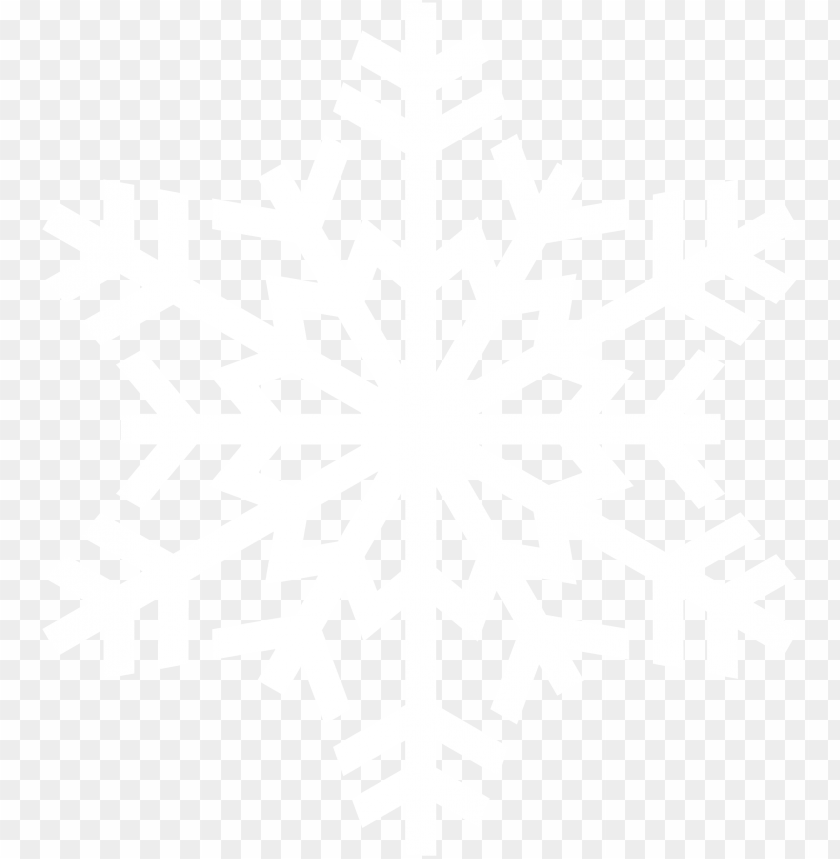 free PNG 28 collection of white snowflake clipart png - white snowflake png transparent PNG image with transparent background PNG images transparent