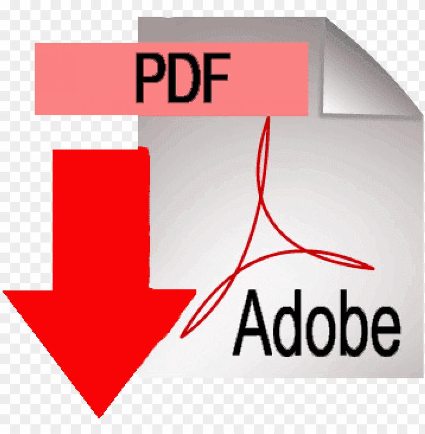 Adobe Pdf Icon Pdf Download Ico Png Image With Transparent