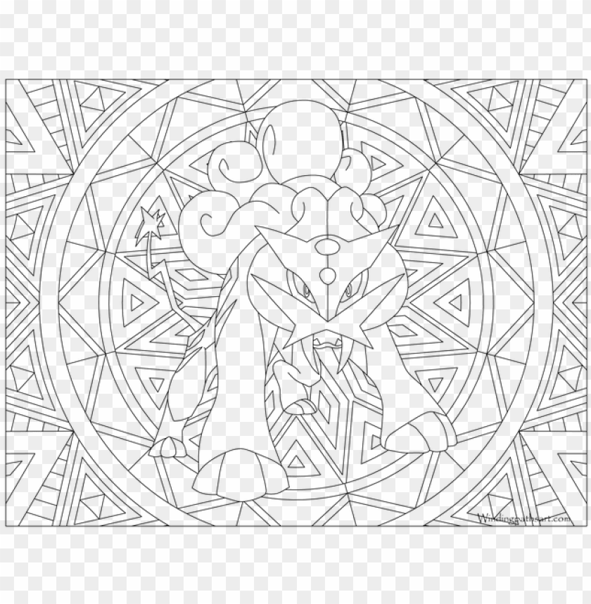 Pokemon Coloring Pages Free Printable | 859x840