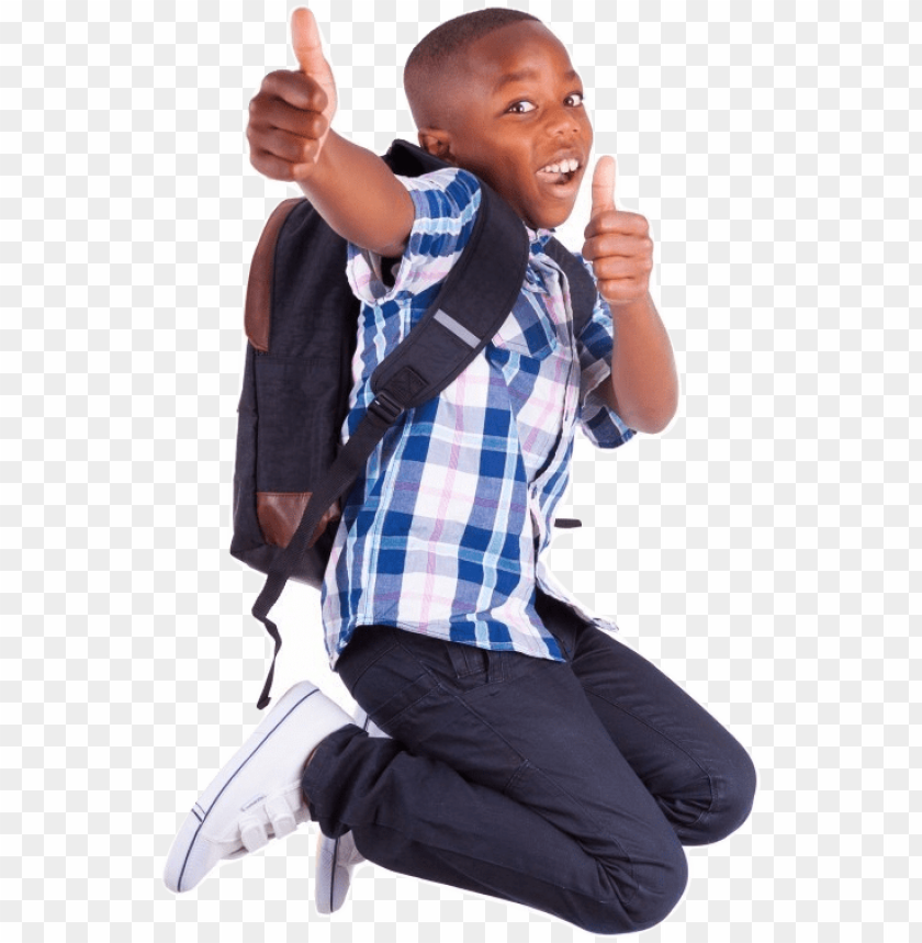 free PNG african american school boy PNG image with transparent background PNG images transparent