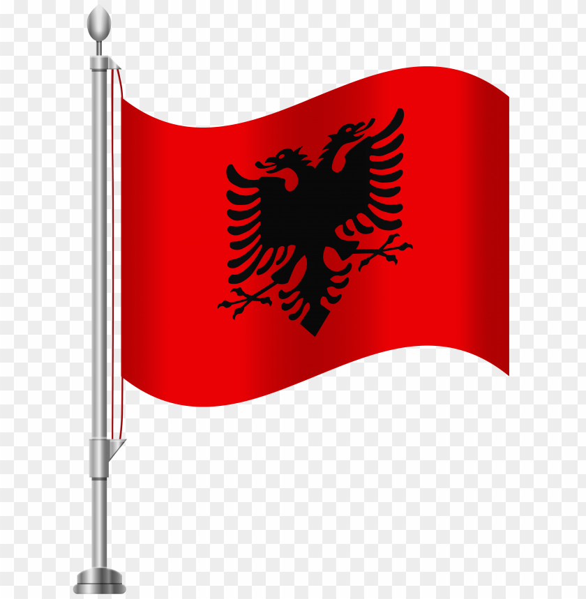 free PNG Download albania flag clipart png photo   PNG images transparent