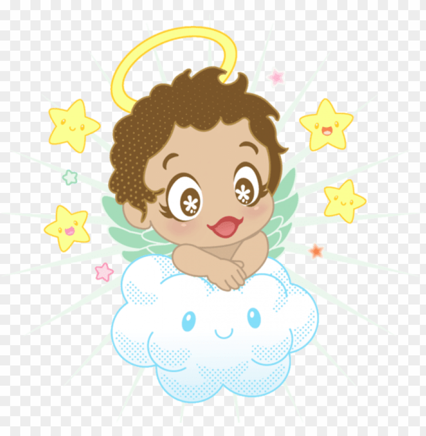 free PNG angel clipart, angel clouds, cute clipart, baby scrapbook, - cloud angel PNG image with transparent background PNG images transparent