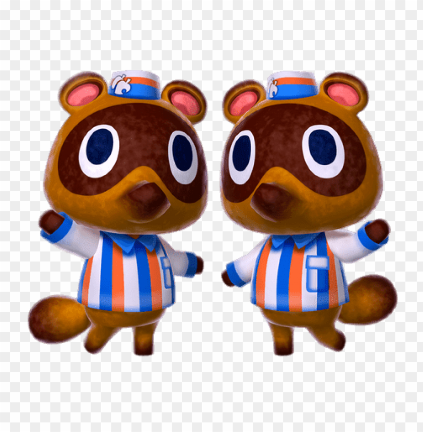 Download Animal Crossing Timmy And Tommy Png Images Background