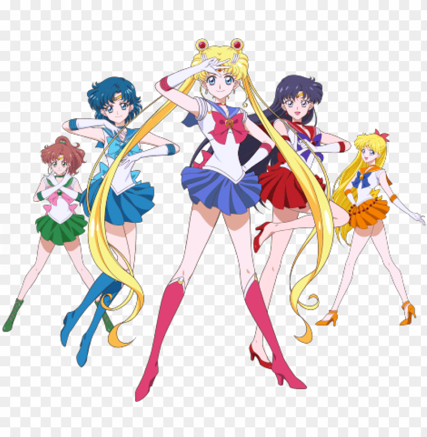Anime Fight Sailor Moon Fan Art Sailor Moon Crystal