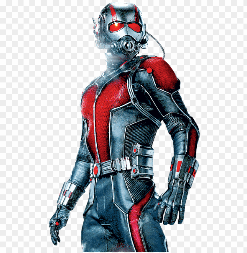 Ant Man Sideview Png Image With Transparent Background Toppng