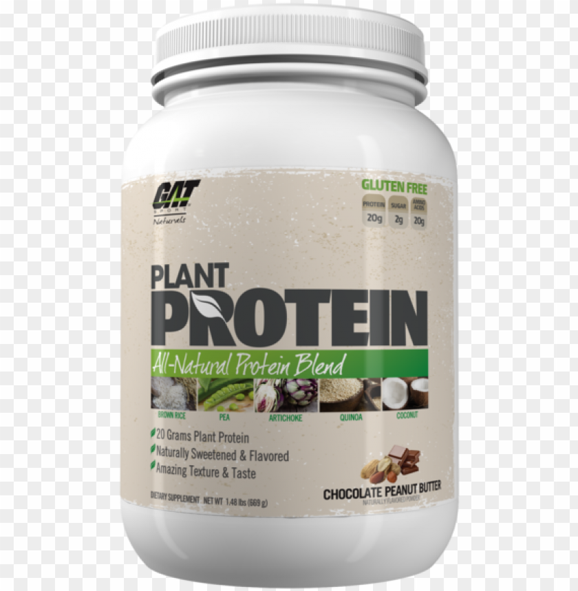 free PNG at sport plant protein - gat sport plant protein - 20 servings chocolate peanut PNG image with transparent background PNG images transparent