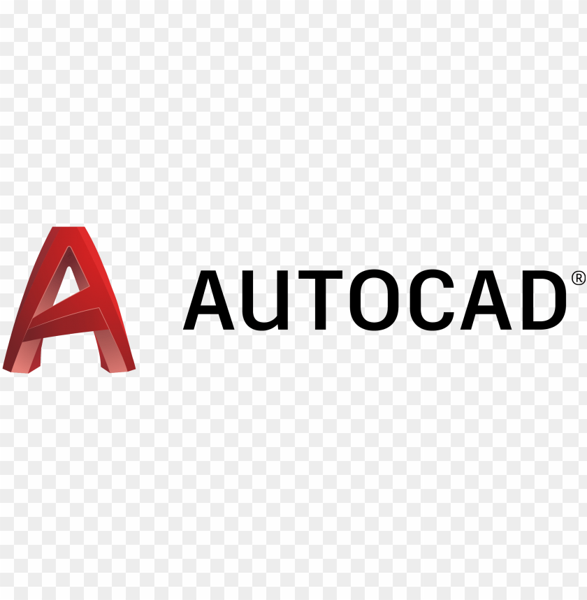 free PNG autocad logo - logomarca autocad PNG image with transparent background PNG images transparent