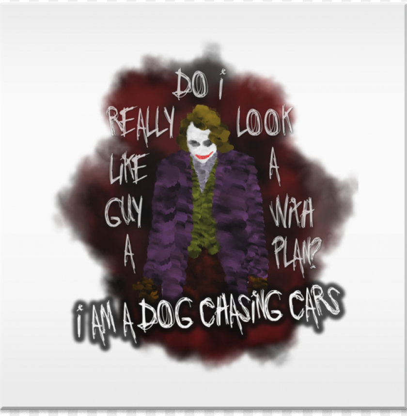 azulejo joker de doremifah designsna - the dark knight PNG image with transparent background@toppng.com