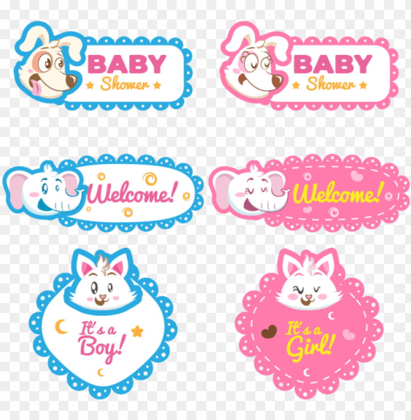 Baby Shower Png Image With Transparent Background Toppng