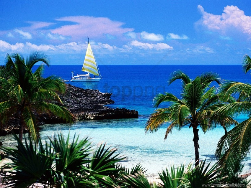 Bahamas Eleuthera Harbour Island Point Wallpaper Background Images, Photos, Reviews