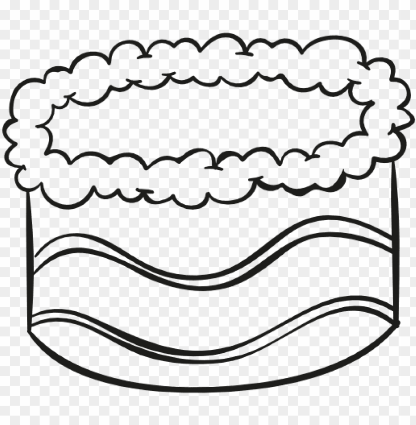 free PNG baker drawing cake - cake PNG image with transparent background PNG images transparent