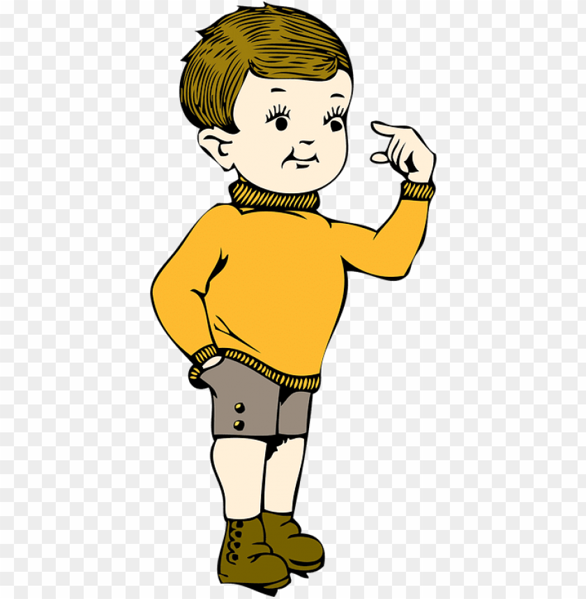 Bambino Disegno Png Image With Transparent Background Toppng