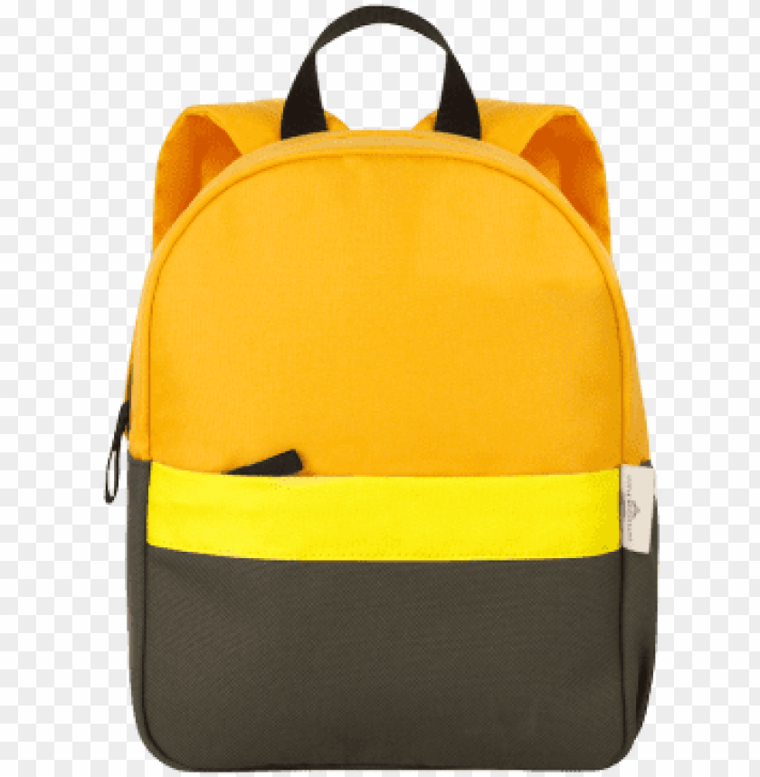 free PNG banana yellow - yellow school bag PNG image with transparent background PNG images transparent