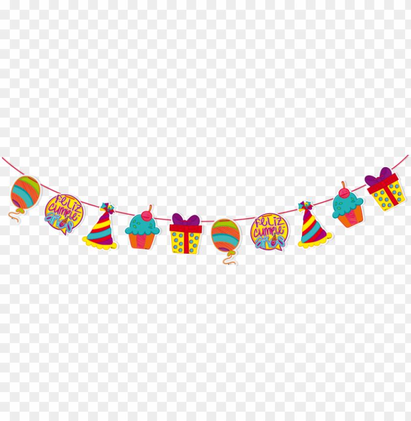 banderin para fiesta de cumpleanos feliz cumpleanos banderines png image with transparent background toppng feliz cumpleanos banderines png image