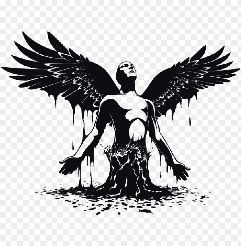 free PNG banner free archangel drawing fallen angel - arcangel san miguel vector PNG image with transparent background PNG images transparent