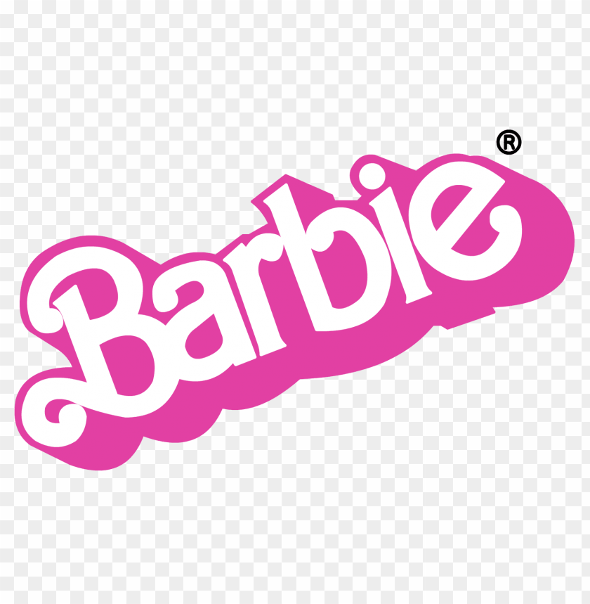 free PNG barbie logo png - Free PNG Images PNG images transparent