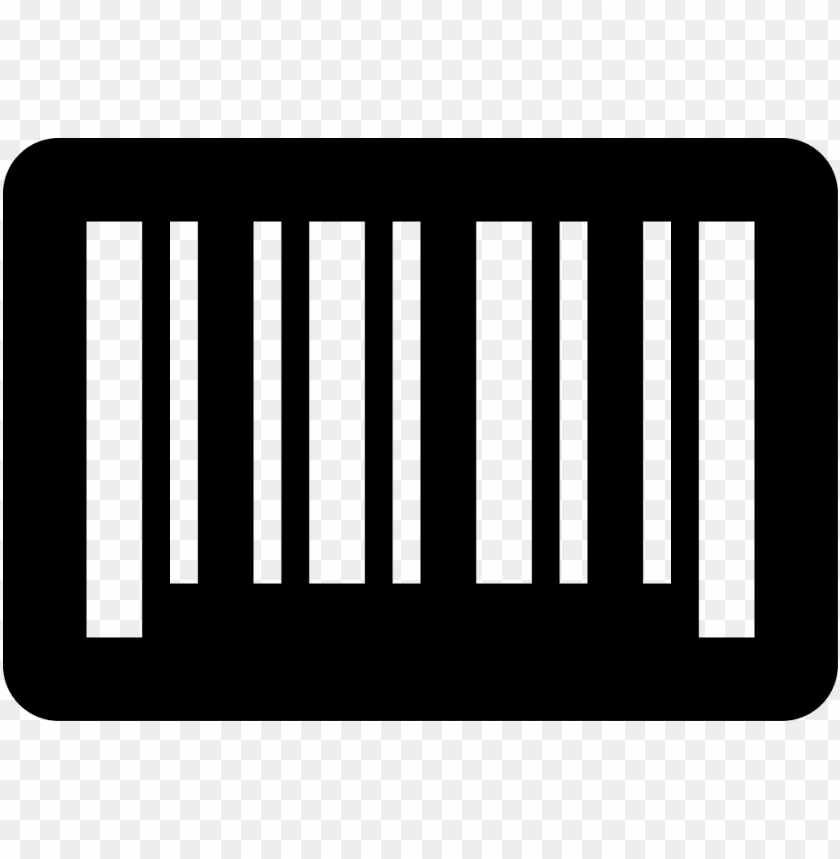 barcode svg icon free- icon png - Free PNG Images | TOPpng