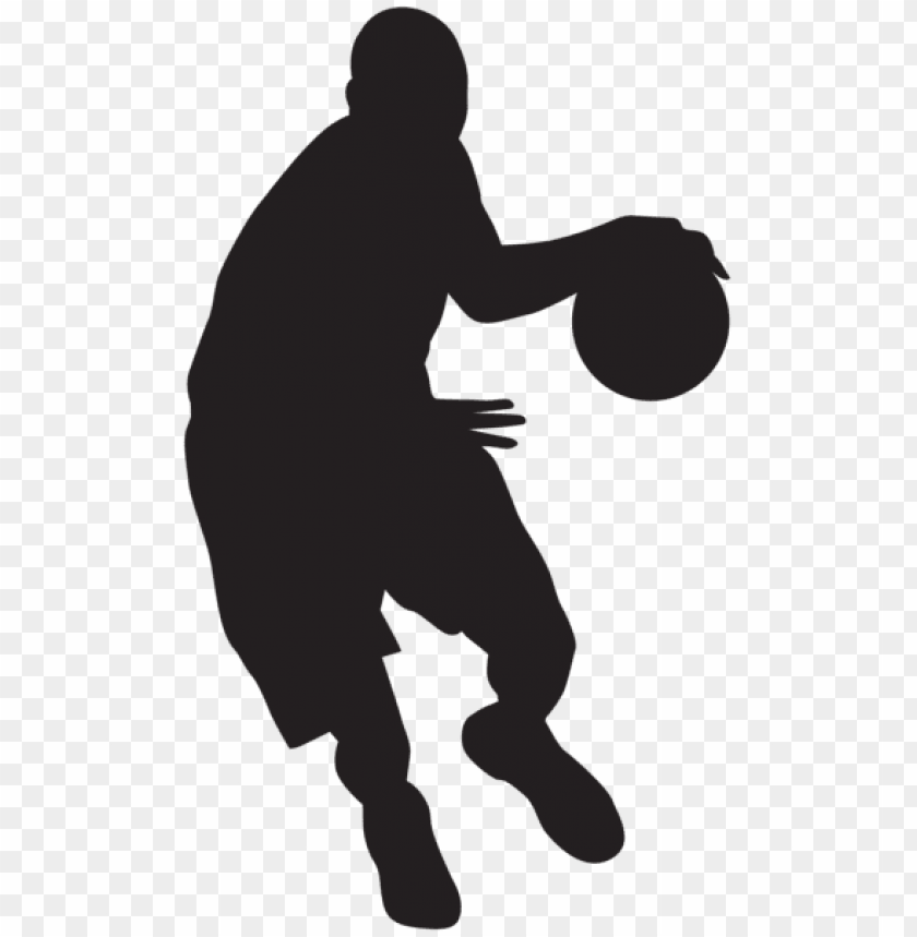 check out 0d195 9dd31 Basketball Player Silhouette Png Free Png Images Toppng