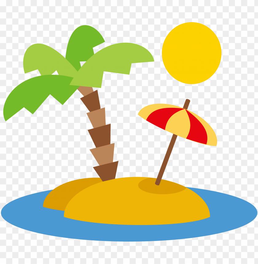 beach euclidean vector clip art - beach clip art PNG image