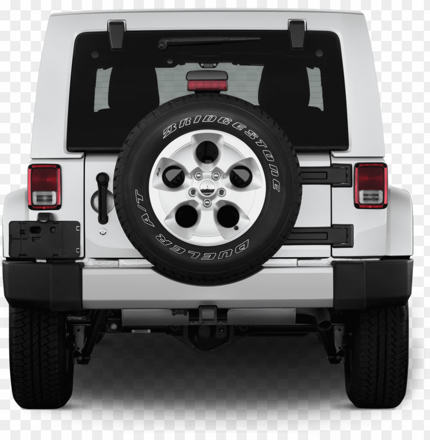 free PNG beautiful white jeep 4 door with white jeep 4 door - jeep wrangler 2017 rear PNG image with transparent background PNG images transparent