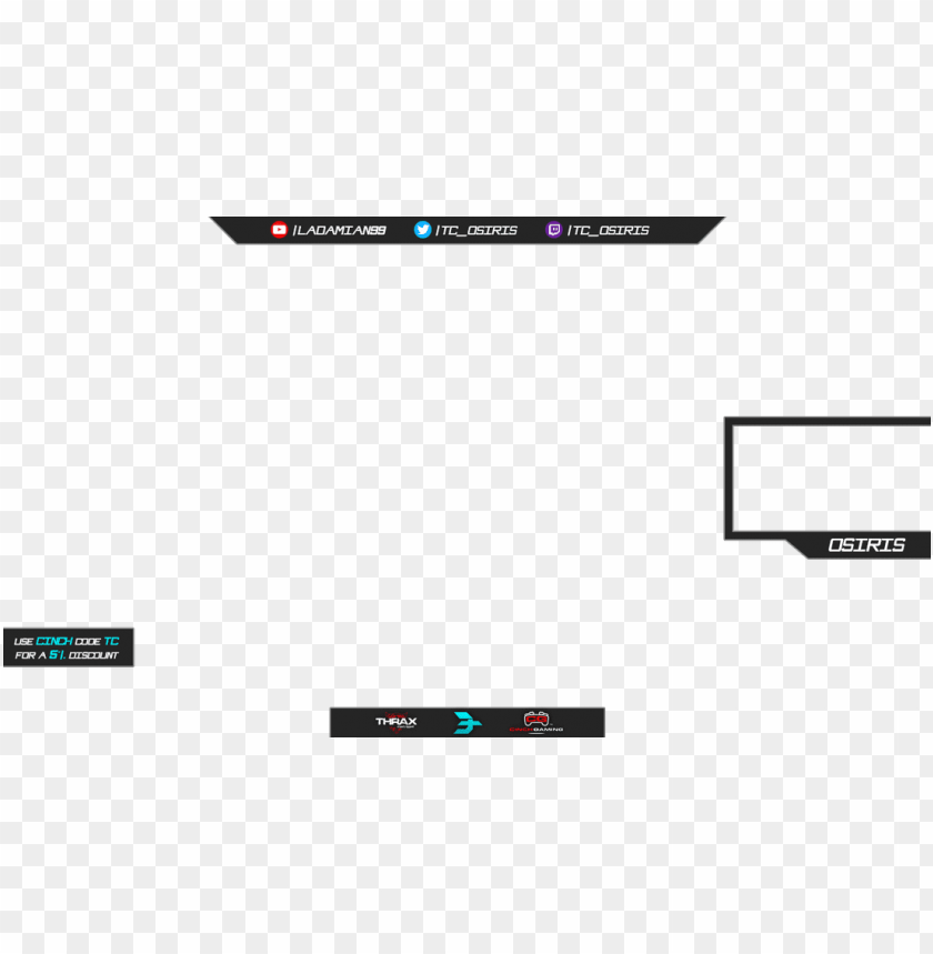 best free stream overlays PNG image with transparent