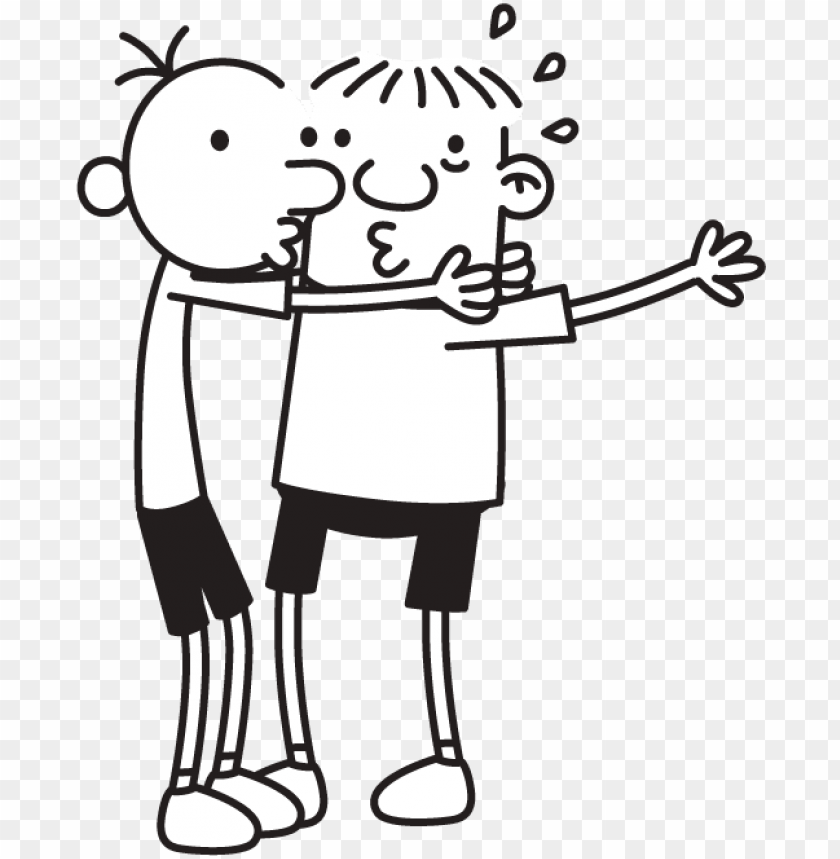 Free Printable Diary Of A Wimpy Kid Coloring Pages in 2020 ... | 859x840