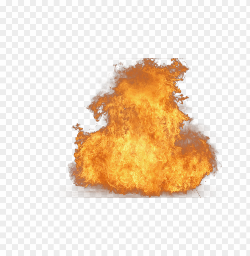 free PNG Big Yellow Fire png - Free PNG Images PNG images transparent