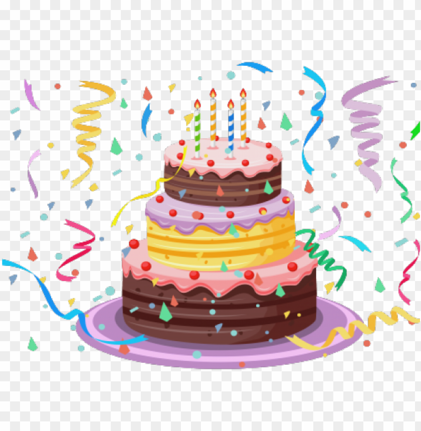 Birthday Cake Clipart Christmas Happy Birthday Cake Png