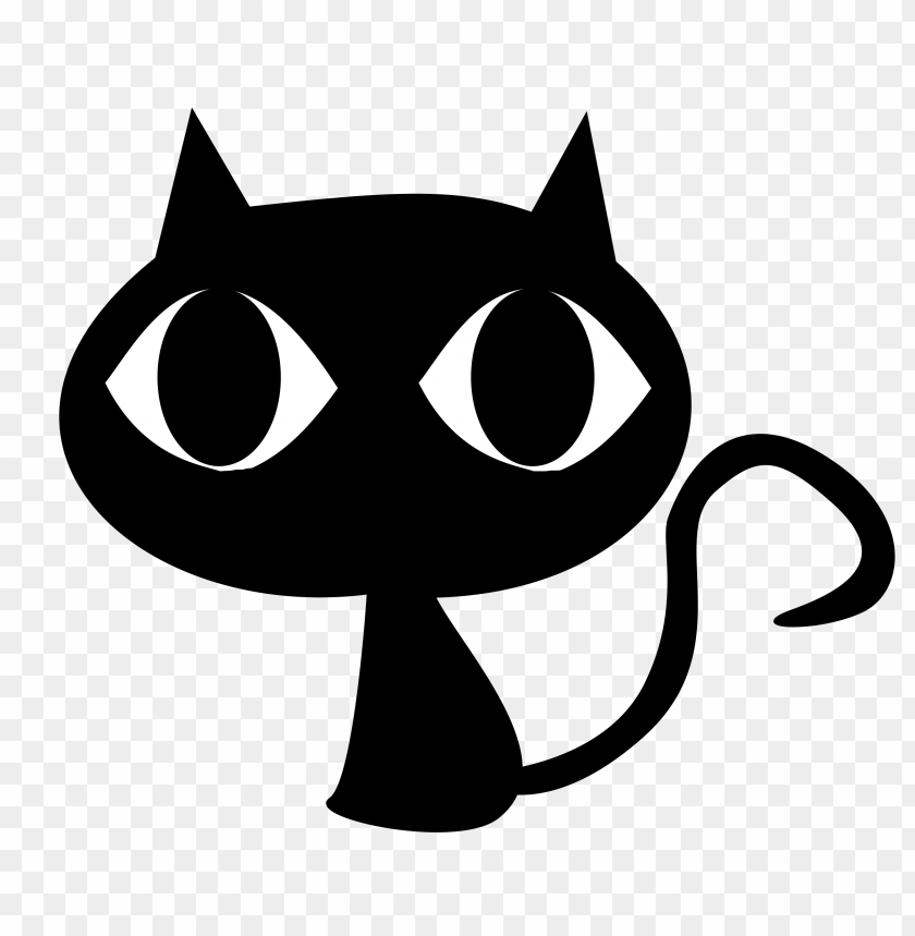 Download black cat png images background@toppng.com