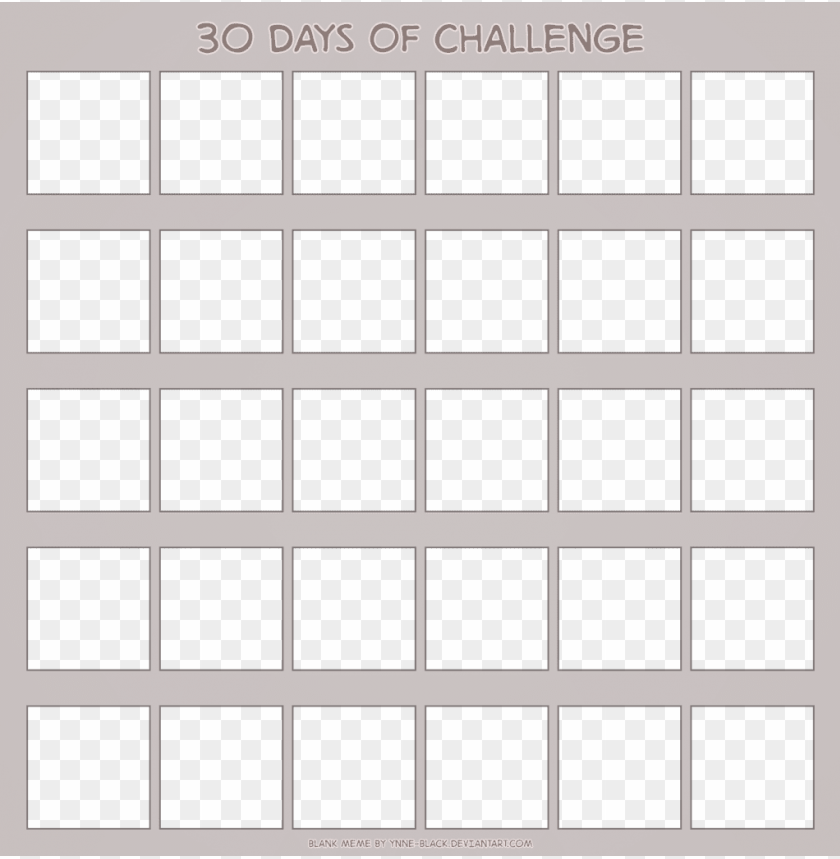 graphic relating to 30 Day Challenge Printable called blank calendar printable mesmerizing 30 www printable - 30