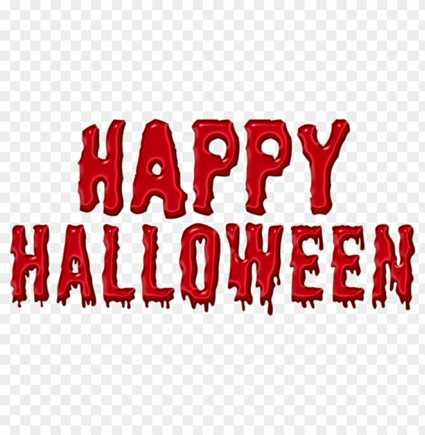 free PNG bloody happy halloweenpicture PNG images transparent