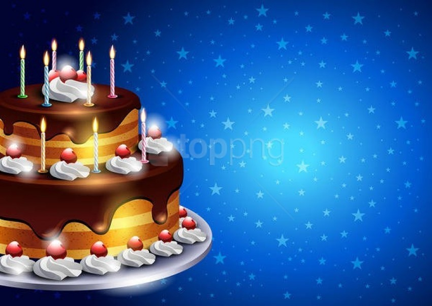 free PNG blue birthday background best stock photos PNG images transparent