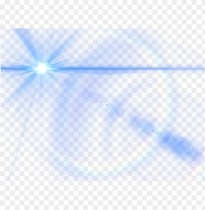 free PNG blue lens flare effect png png - Free PNG Images PNG images transparent