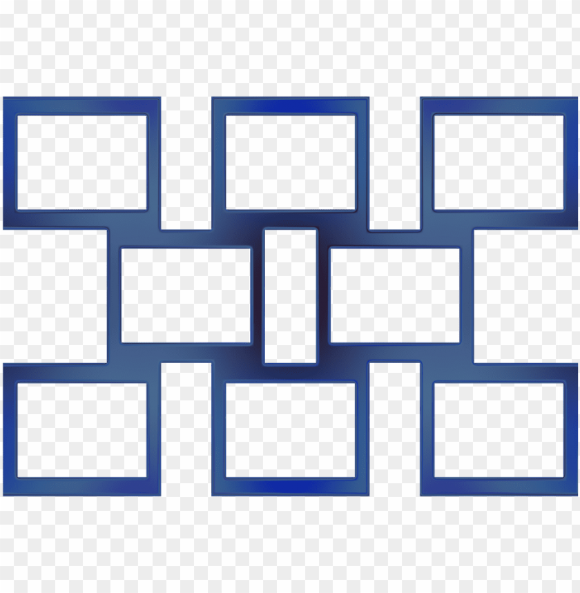 free PNG blue transparent looks better with dark background - png photo album frames with transparent background PNG image with transparent background PNG images transparent